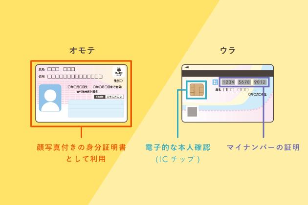 マイナンバーカードの利用シーン【現状と展望】
