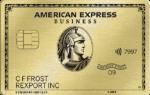 アメリカン・エキスプレス・ビジネス・カード(ゴールド)