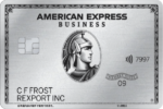 アメリカン・エキスプレス・ビジネス・カード(プラチナ)